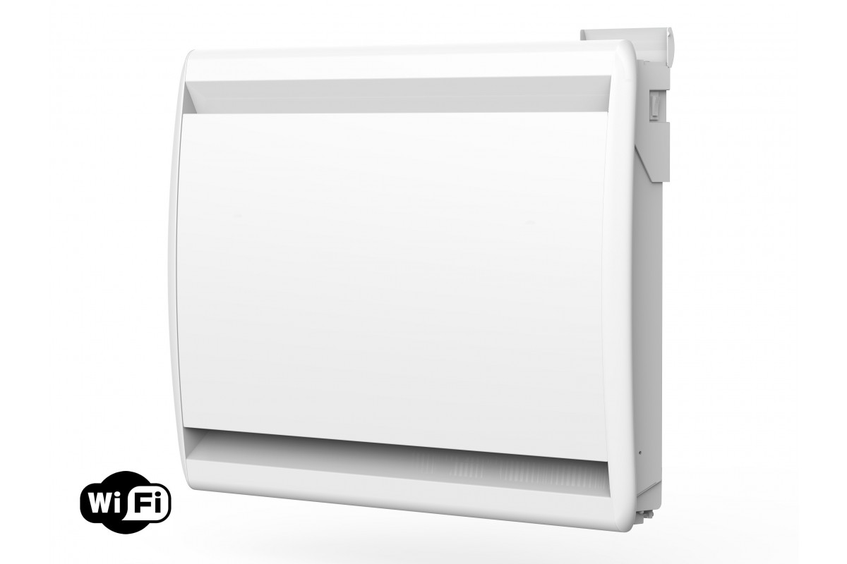 Digital inertia radiator with cast iron plate and mica film 1500W with wifi control Ceramica A1500