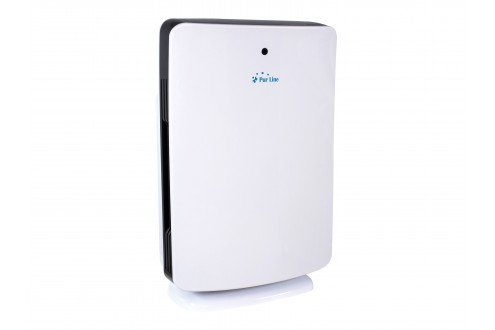 Air purifier with hepa filter, active carbon, Cold Catalyst and Ionizer, use 40 m2, Fresh air 100