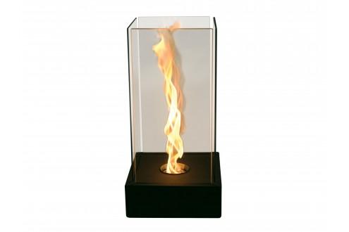 Bio-cheminée avec effet flamme spécial TORNADO