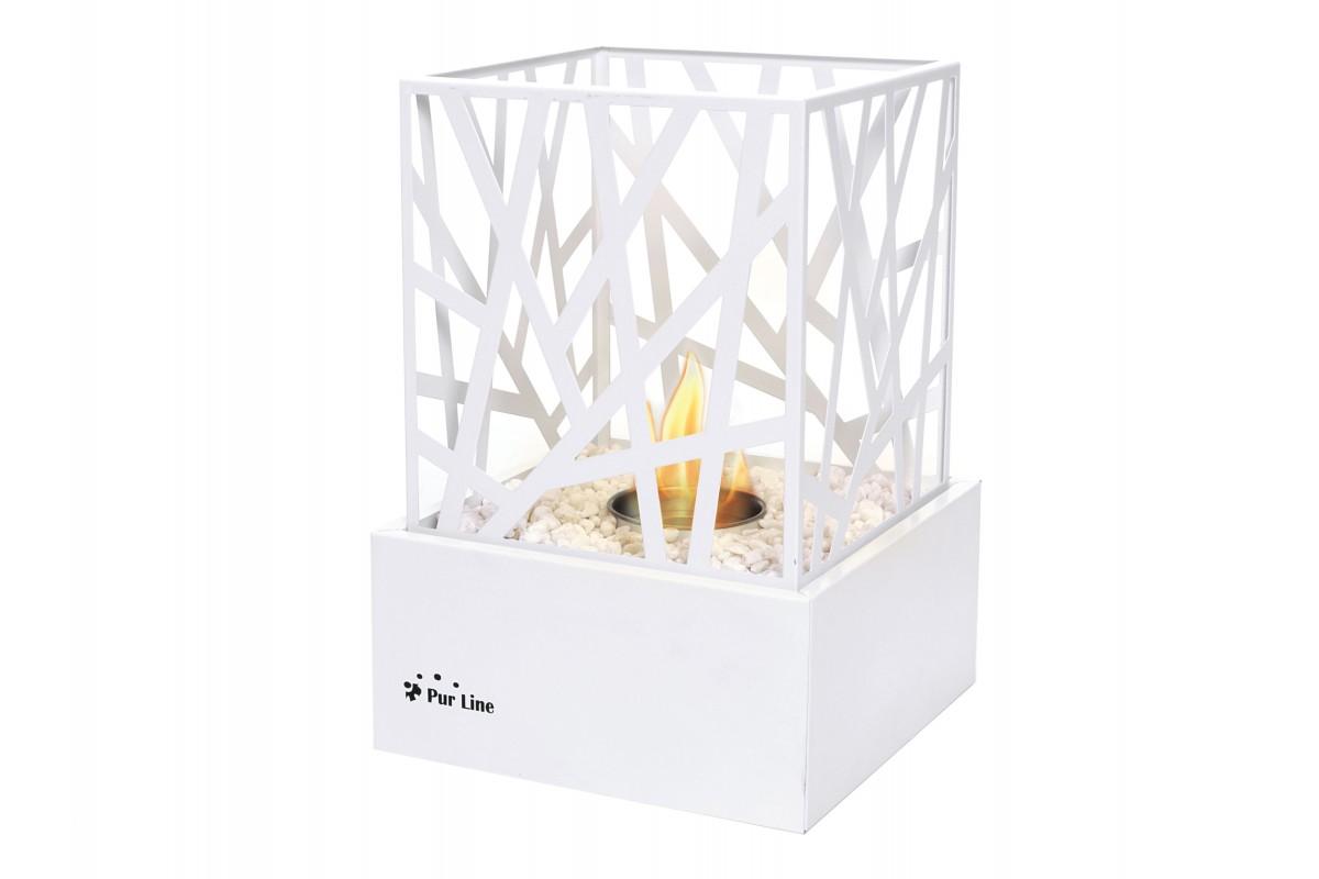 Bio-fireplace AMALTEA W