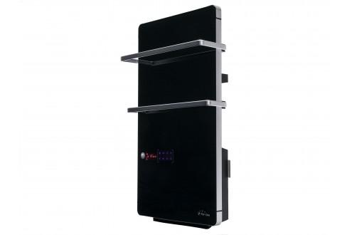 Toallero calefactor eléctrico digital ZAFIR V2000T B de